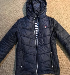 Куртка демисезонная