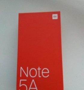 Xiaomi Redmi Note 5a. Обмен.