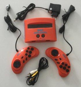 Сега (Sega) 16 bit + игры (50 шт)