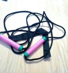 Резина для занятий спортом
