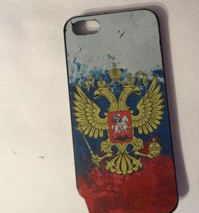 Чехлы на iPhone 5(s)