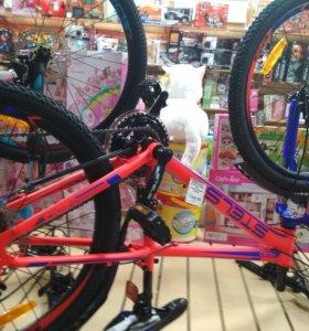 "Велосипед Stels Navigator 24"" 400 MD V010 -красный"