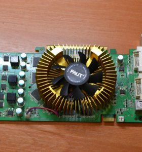 Продам видеокарту NVIDIA GeForce 9600 GSO