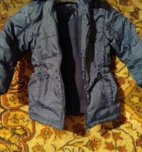 Куртка,. 98- 104рост