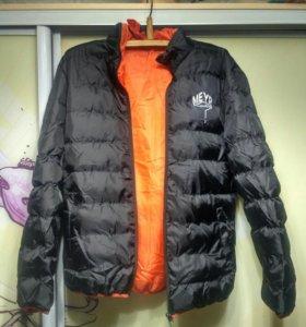 Подпостковая куртка ( Новая )
