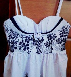 Новое платье сарафан