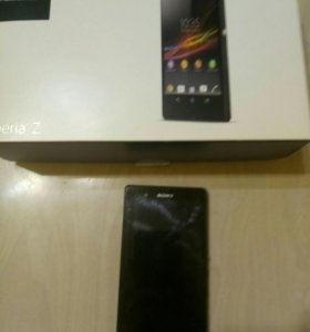 Телефон Sony Xperia Z