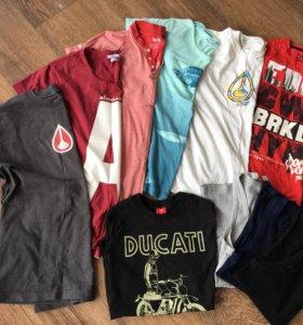 мужские футболки пакетом
