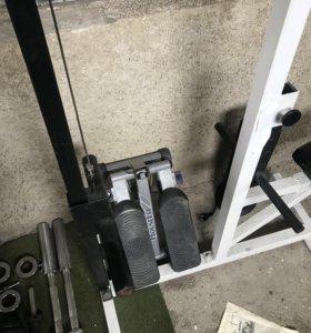 Тренажёр для мышц ног, степпер.