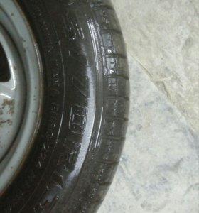 Колеса Ваз R13 лето комплект