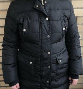 Пальто-пуховик Massimo Dutti