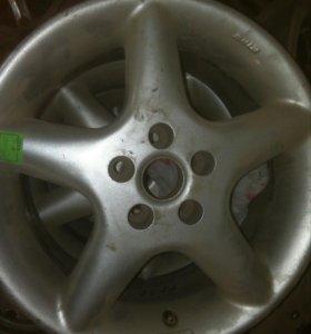 Литые диски VAG 5*100 R15