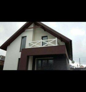 Дом, 125 м²
