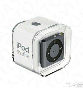ipod shuffle 4 2gb (новый) либо меняю на SONY