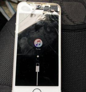 Продам Айфон 5s 16 g