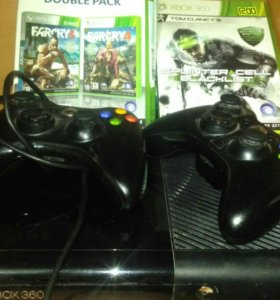 Xbox 360 Лицензия 500 гб