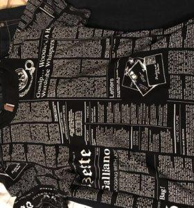Оригинальная футболка Galliano (оригинал)