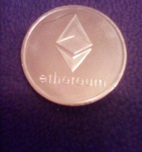 "Монета ""Ethereum"" [ETH]"