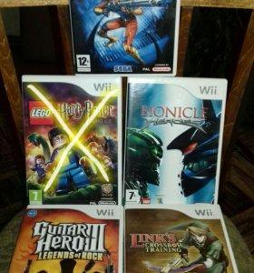 Nintendo Wii диски