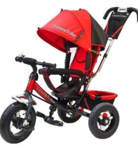Велосипед детский трехколёсный Lexus Trike