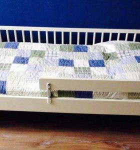 Кровать Гуливер икеа