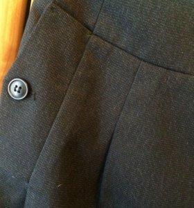 Классическая юбка до колен Ostin