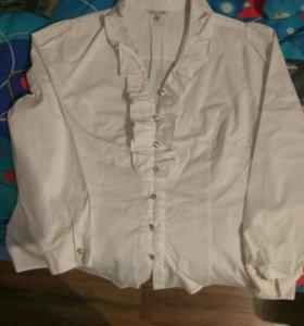 Новая блузка р.56