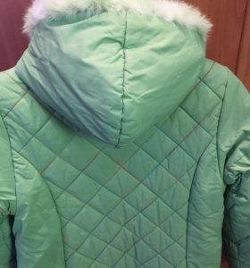 Дет пальто 134