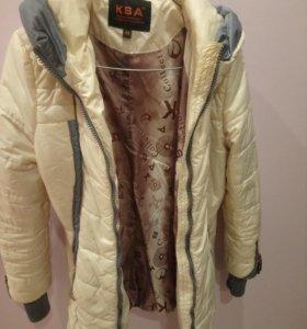Куртка на осень - весну