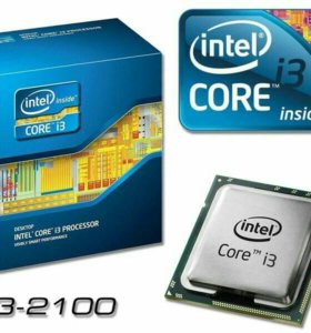 Core i3 Sandy Bridge