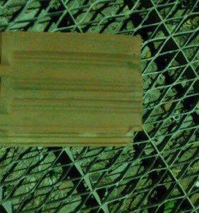 Глиняная черепица , старого образца