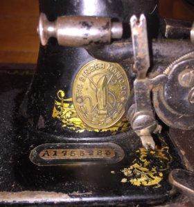 ⚡️ Зингер / Singer, швейная машинка, рабочая!