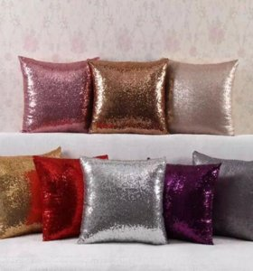 Наволочки для декоративных подушек с пайотками