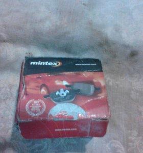 Запчасти mercedes W210 колодки подушка и др