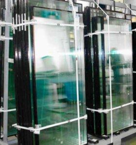 Линия для производства стеклопакетов. Шеф сборка.
