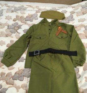 Военная форма 128-134