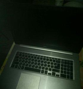 Ноутбук средний