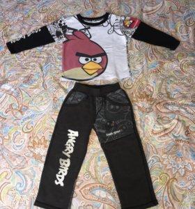 Спорт костюм Angry bird р3 года