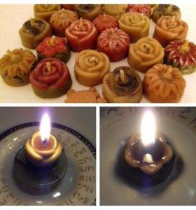 свечи воск