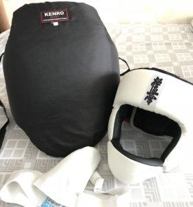 Шлем, нагрудник, ракушка