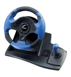 Игровой руль Dialog Ралли-Спорт 2 GW-21FB