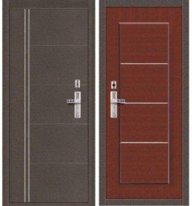 Стальная дверь Форпост С128