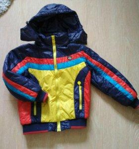 Куртка деми 122