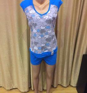Продам Пижамы с шортами распродажа