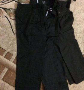 Новые брюки 3 шт