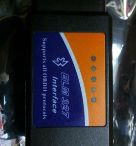 Сканер ОBD ll  автомобиля v1.5