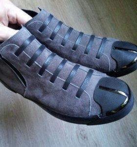 Ботинки мужские демисезонные.
