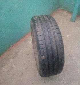 Продам литьё 175-55-15 с резиной б\у 4 колёса