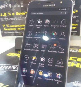 Смартфон Samsung Galaxy J7 (2016) SM-J710F
