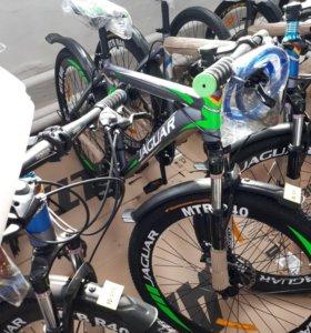 """Горный алюминиевый велосипед на 26"""""""